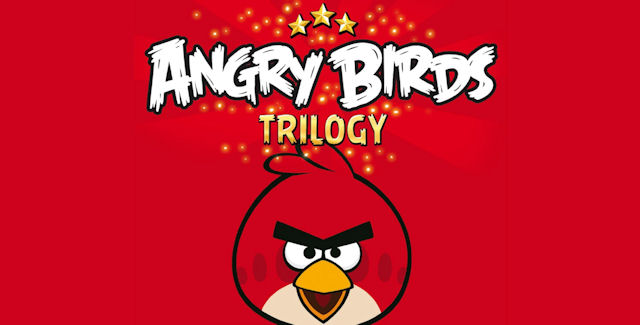 Trilogy Of Anger