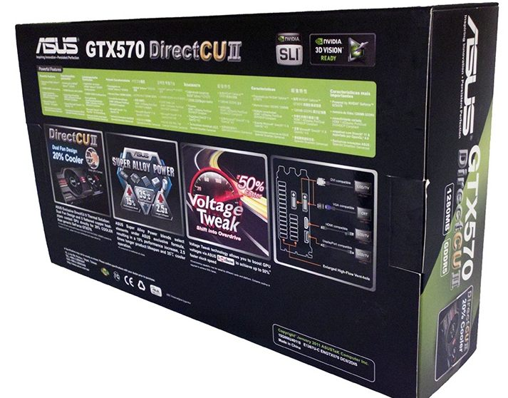 GeForce GTX570