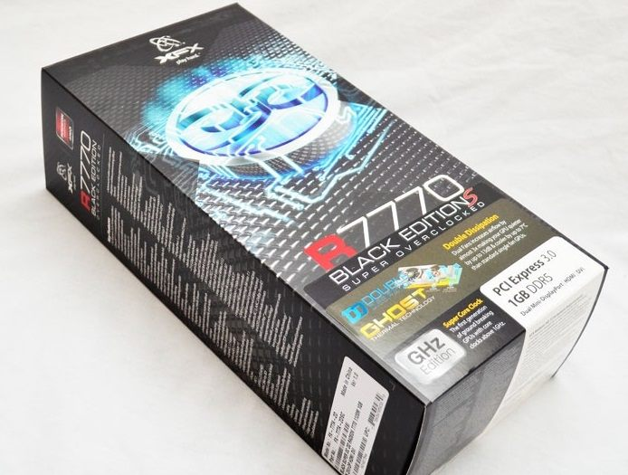 XFX Radeon HD 7770 1GB GDDR5 BE