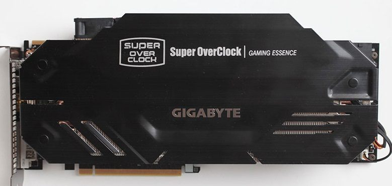 Gigabyte HD 7970 Super OC