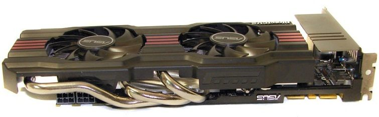 ASUS GeForce GTX 660 Ti