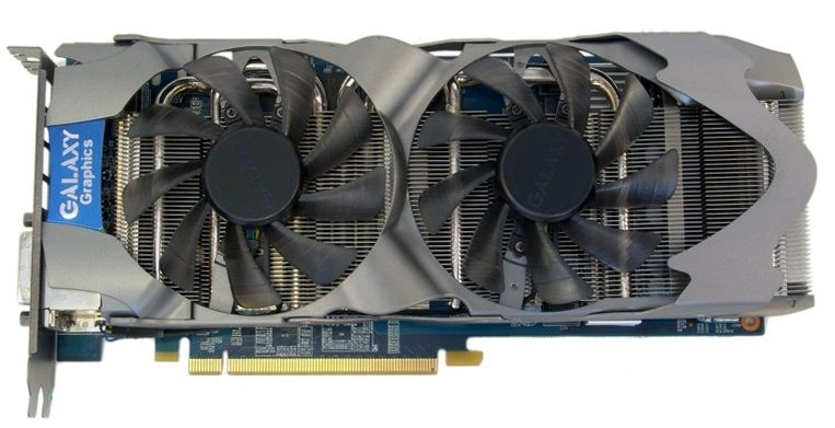Galaxy GeForce GTX 660 Ti
