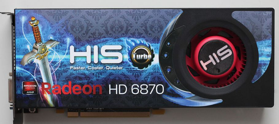 HIS Radeon HD 6870 Turbo