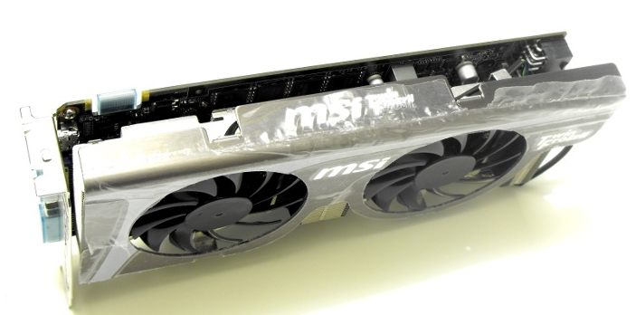 MSI GeForce GTX 560 Ti Twin Frozr II OC