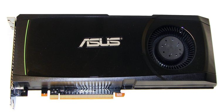 ASUS GeForce GTX 570