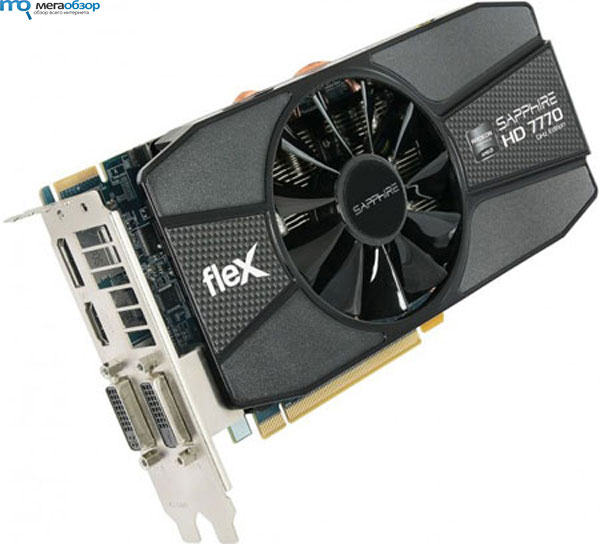 FleX HD 7770 GHz Edition