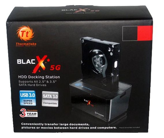 Thermaltake BlacX