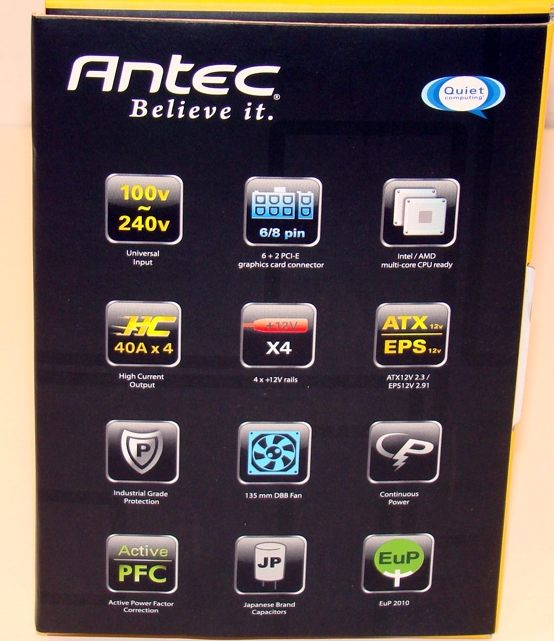 Antec High Current Gamer