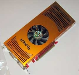 Palit GeForce 8800 GTS 1GB Sonic