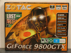 Zotac GeForce 9800 GTX