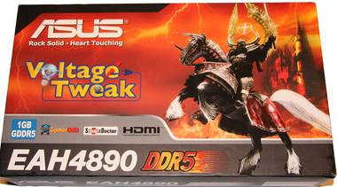 ASUS Radeon HD 4890 Voltage Tweak