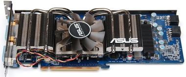 ASUS EN9800GTX+ 512MB GDDR3 Dark Knight
