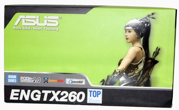 ASUS GeForce GTX 260 TOP 896 Мб GDDR3