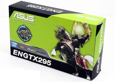 Asus Extreme ENGTX295