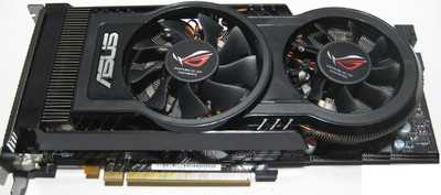 ASUS EAH4870 Matrix 512MB GDDR5
