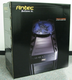 Antec Twelve Hundred Black Tower