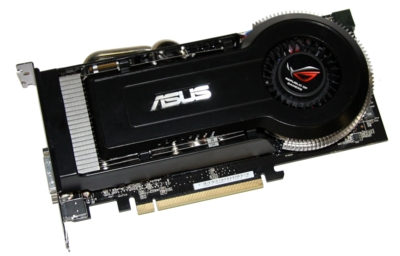 ASUS GeForce EN9600GT Matrix 512Mb
