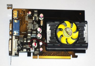 Axle GeForce G210