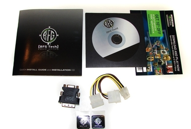 BFG GeForce GTS 250 OC 1GB