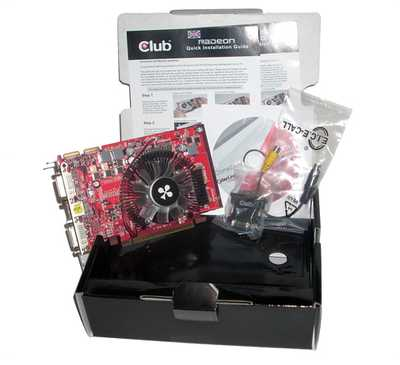Club3D Radeon HD 4670 512 Mb GDDR3