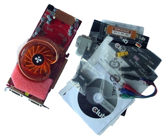 Club3D's HD 4850 512 Mb GDDR3 OC Edition