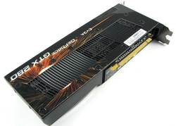 EVGA GeForce GTX 280 1GB Superclocked Edition
