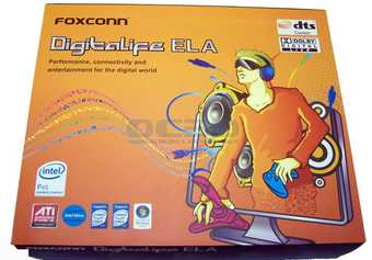 Foxconn DigitaLife ELA P45