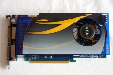 Galaxy GeForce 9800 GT 512MB GDDR3