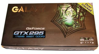 Galaxy GeForce GTX 295