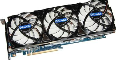 Galaxy GeForce GTX 275 Overclocked Tri-Fan