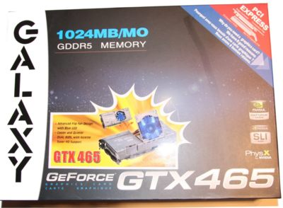 GeForce GTX 465