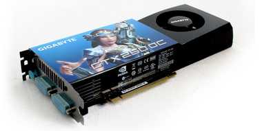 Gigabyte GeForce GTX 260 OC 896 MB