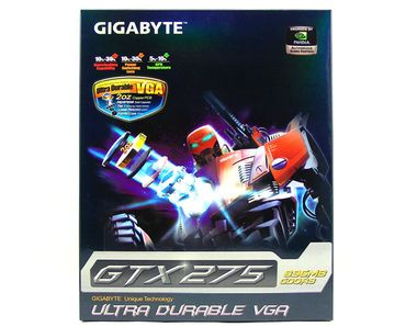 Gigabyte GeForce GTX275