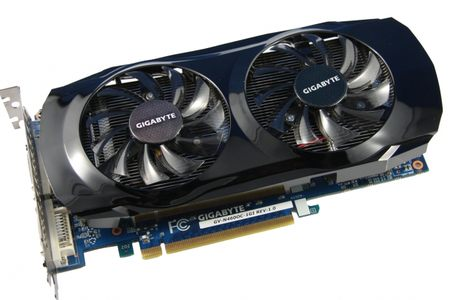 GIGABYTE GeForce GTX 460 1Gb