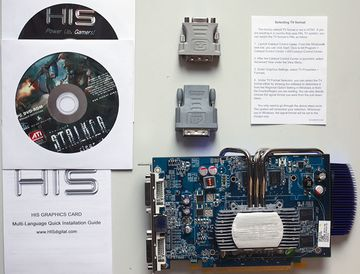 HIS HD 4650 iSilence 512 MB GDDR3