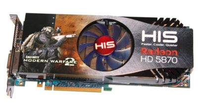 HIS Radeon HD 5870 iCooler