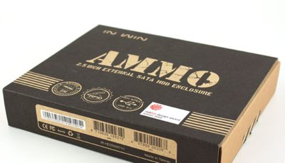 In Win AMMO 2.5 SATA