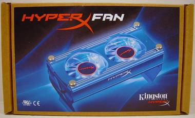 Kingston HyperX FAN