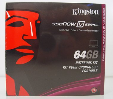 Kingston SSDNow V Series 64 Гб SSD