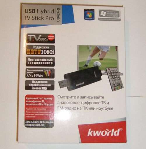 Kworld USB Hybrid