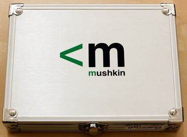 Mushkin Redline XP3-12800 6 Гб