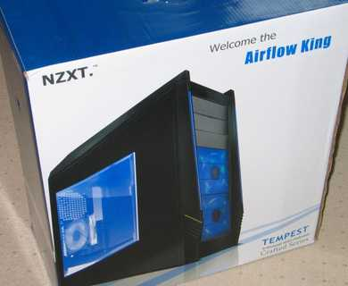NZXT Tempest Airflow King ATX