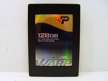 Patriot Warp V2 128GB 2.5