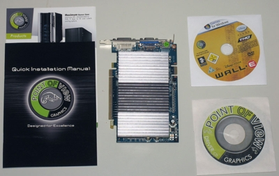 Point of View GeForce 9400 GT 1024 MB