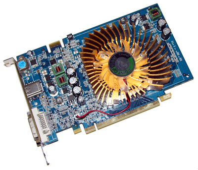 Point of View GeForce 9500 GT 256MB GDDR3