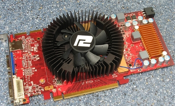 PowerColor Radeon HD 4830 512 MB GDDR3