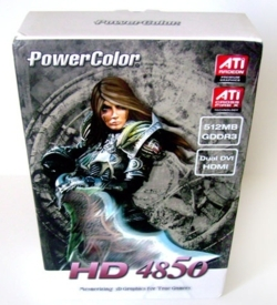 PowerColor HD4850 512Mb DDR3