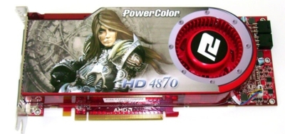 PowerColor HD 4870 512Mb GDDR5