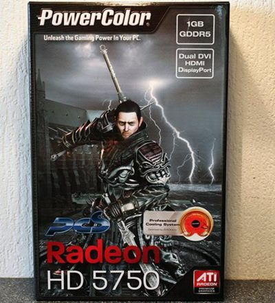 Powercolor HD 5750 PCS