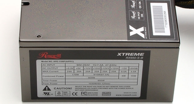 Rosewill Xtreme RX950-S-B